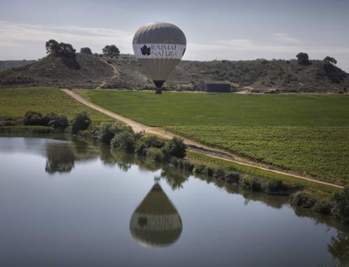 RAIMAT NATURA (Lleida) abre al público 700 ha de espacio natural protegido con más de un centenar de especies de gran valor